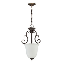 Craftmade 24223-MB-WG 3 Light Foyer