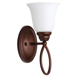 Craftmade 25001-OB-WG 1 Light Wall Sconce