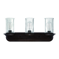 Craftmade 36103-ABZ Thornton 3 Light Vanity