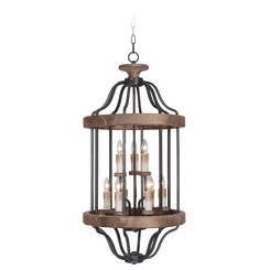 Craftmade 36539-TBWB Ashwood Two Tier Foyer