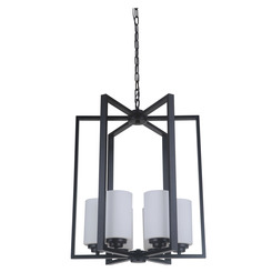Craftmade 39736-OB 6 Light Foyer