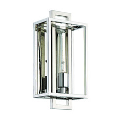 Craftmade 41561-CH Cubic 1 Light Wall Sconce in Chrome