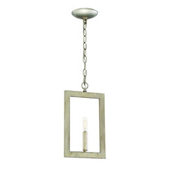 Craftmade 44991-GT Portrait 1 Light Mini Pendant in Gold Twilight