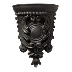 Craftmade CAC-FZ Carved Corbel Chime - Hand Painted Florentine Bronze
