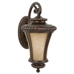 Craftmade Z1214-112 1 Light Medium Wall Mount - Peruvian Bronze