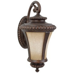 Craftmade Z1224-112 1 Light Large Wall Mount - Peruvian Bronze