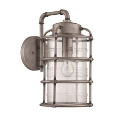 Craftmade Z2134-16 1 Light Large Wall Mount - Aged Galvanized