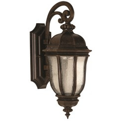 Craftmade Z3304-112 Harper 1 Light Small Wall Mount - Peruvian Bronze
