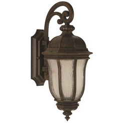 Craftmade Z3324-112 Harper 3 Light Large Wall Mount - Peruvian Bronze