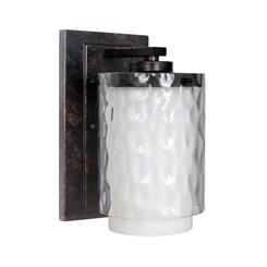 Craftmade Z5514-112 Kenswick 1 Light Outdoor Medium Wall Fixture