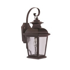 Craftmade Z5704-92 1 Light Small Wall Mount - Oiled Bronze