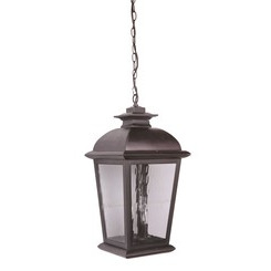 Craftmade Z5721-92 3 Light Pendant - Oiled Bronze