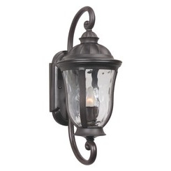 Craftmade Z6000-92 Frances 1 Light Small Wall Mount - Oiled Bronze