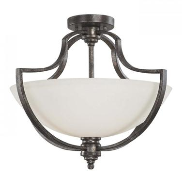 Craftmade 26924-TM Four Light Bowl Semi-Flush Mount