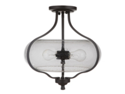 Craftmade 49952-ESP Serene Semi Flush