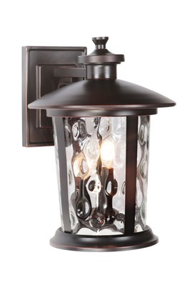 Craftmade Z7124-88 3 Light Large Wall Mount - Oiled Bronze Gilded